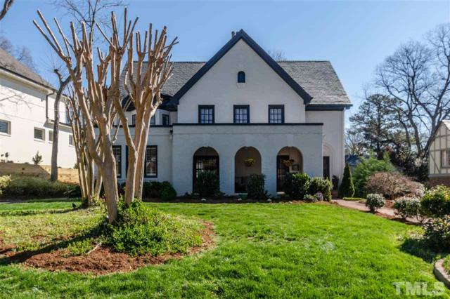 1512 Carr Street, Raleigh, NC 27608 (#2244742) :: Marti Hampton Team - Re/Max One Realty