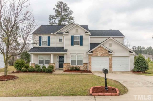 436 Birchtree Valley Court, Fuquay Varina, NC 27526 (#2244834) :: The Perry Group