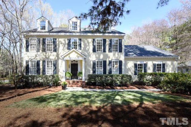 101 Nottingham Drive, Chapel Hill, NC 27517 (#2244908) :: The Perry Group