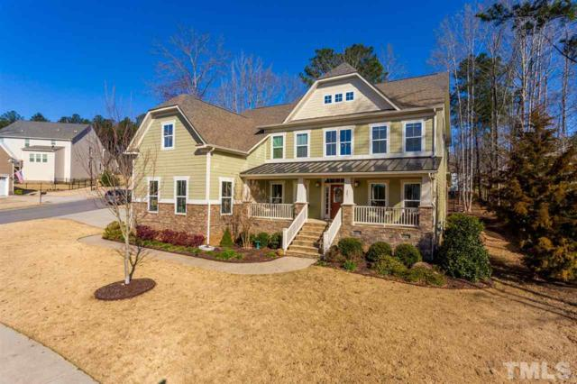 501 Checkmate Circle, Wake Forest, NC 27587 (#2244961) :: The Perry Group