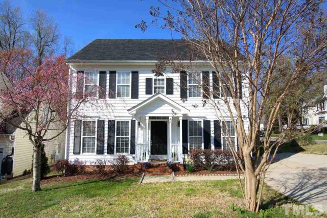 8537 Clivedon Drive, Raleigh, NC 27615 (#2245170) :: The Perry Group