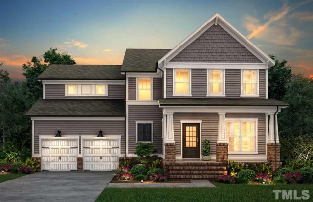 107 Mayweed Drive Cb Lot 53, Durham, NC 27705 (#2245229) :: Dogwood Properties