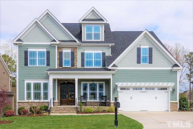 526 Bosworth Place, Cary, NC 27519 (#2245389) :: Marti Hampton Team - Re/Max One Realty