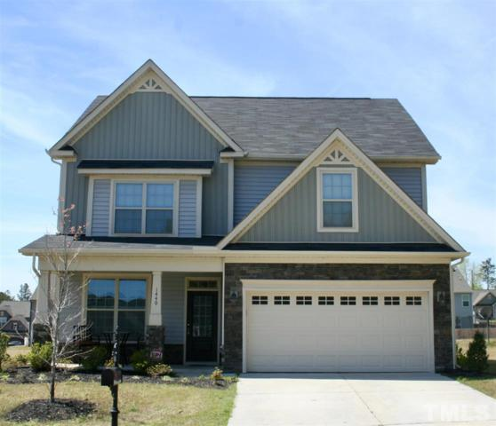 1440 Stone Wealth Drive, Knightdale, NC 27545 (#2245526) :: The Perry Group