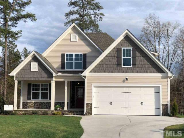 15 Walking Trail Houseman Carys , Youngsville, NC 27596 (#2245553) :: The Perry Group
