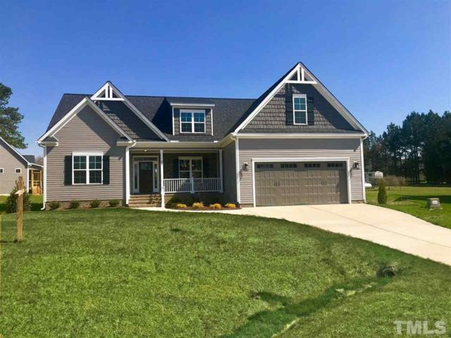 20 Walking Trail Haven S. Magnol, Youngsville, NC 27596 (#2245588) :: The Perry Group