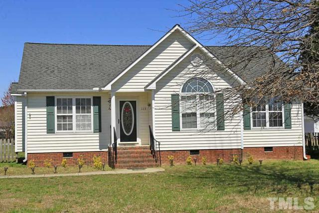 115 Mary Lane, Garner, NC 27529 (#2245661) :: The Perry Group