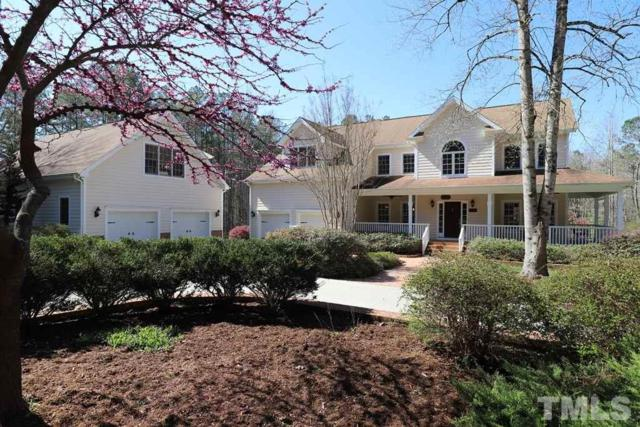 1008 Sabre Court, Chapel Hill, NC 27516 (#2246258) :: The Perry Group