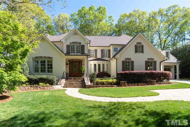 7108 North Ridge Drive, Raleigh, NC 27615 (#2246288) :: The Perry Group