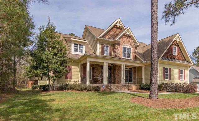 745 Cabin Creek Drive, Pittsboro, NC 27312 (#2246330) :: The Jim Allen Group