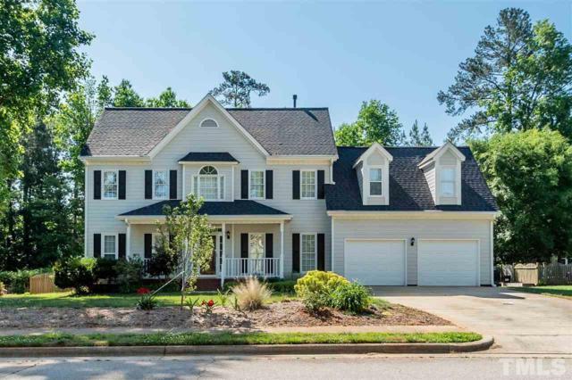 879 Hadrian Drive, Garner, NC 27529 (#2246334) :: Dogwood Properties