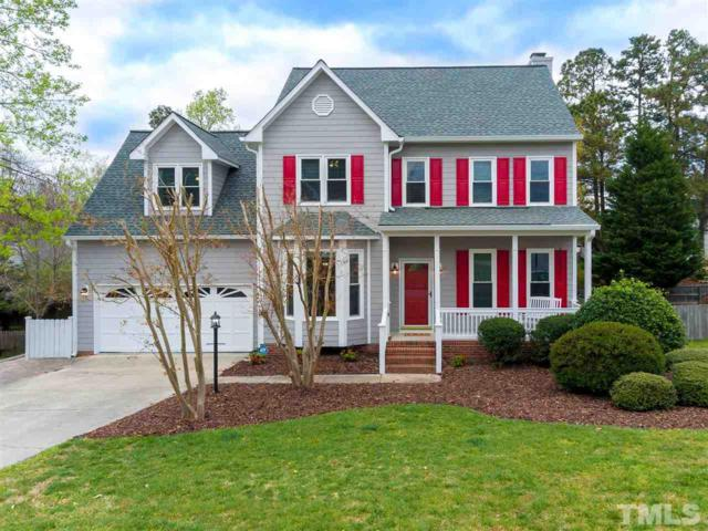4313 Fowler Ridge Drive, Raleigh, NC 27616 (#2247077) :: The Perry Group