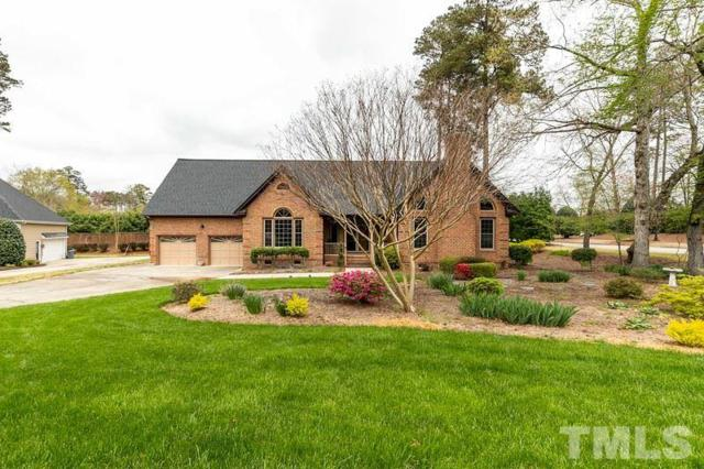 100 Torrey Pines Drive, Cary, NC 27513 (#2247122) :: The Perry Group