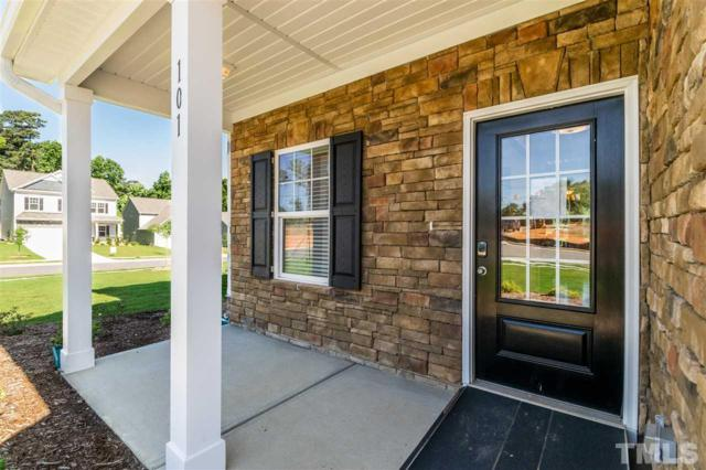 101 Covington Chase Court #34, Garner, NC 27529 (#2247467) :: The Perry Group