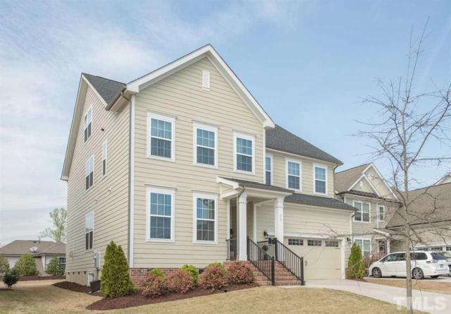 117 King Oak Street, Holly Springs, NC 27540 (#2247549) :: Raleigh Cary Realty