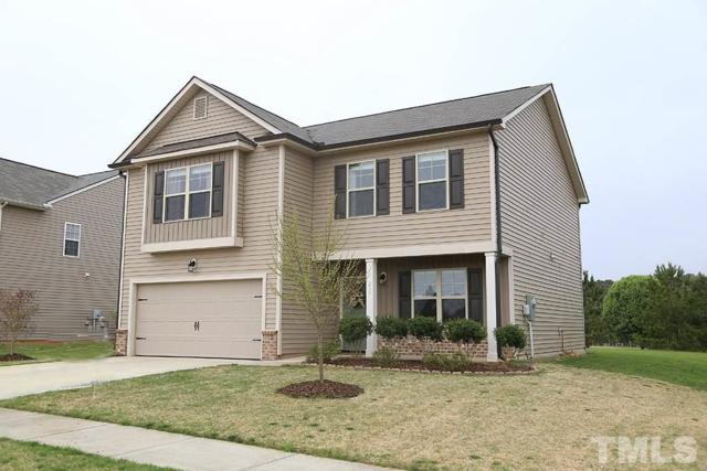 255 Shore Pine Drive, Youngsville, NC 27596 (#2247556) :: The Perry Group