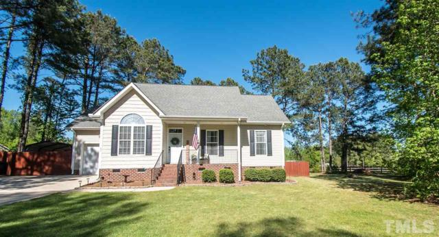 20 Frontier Court, Lillington, NC 27546 (#2247790) :: Marti Hampton Team - Re/Max One Realty