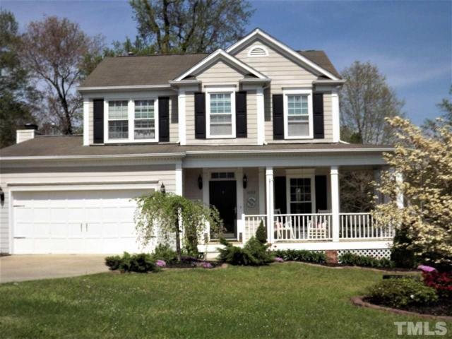 1002 Silent Retreat Lane, Knightdale, NC 27545 (#2247937) :: The Perry Group