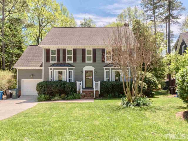 1834 Chedworth Court, Chapel Hill, NC 27517 (#2248486) :: The Jim Allen Group
