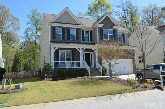 401 Covenant Rock Lane, Holly Springs, NC 27540 (#2248500) :: Raleigh Cary Realty