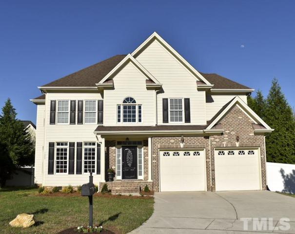 1003 Laurel Haven Court, Knightdale, NC 27545 (#2248874) :: The Perry Group