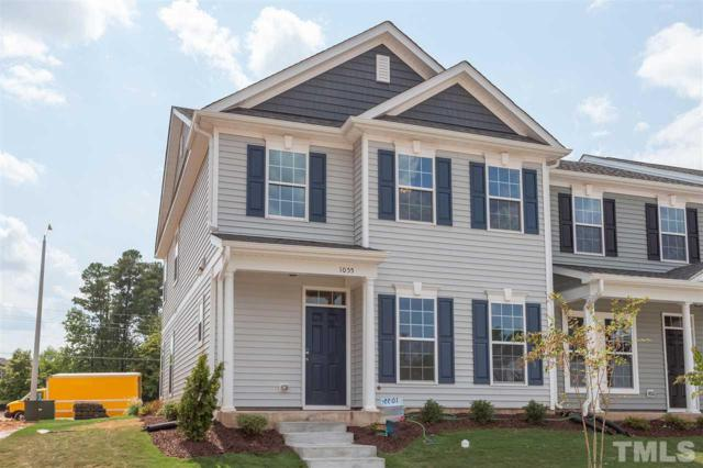 1047 Myers Point Drive, Morrisville, NC 27560 (#2248916) :: Marti Hampton Team - Re/Max One Realty