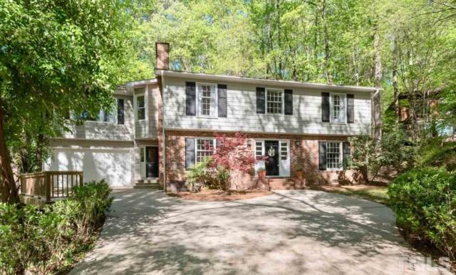 613 Shady Lawn Road, Chapel Hill, NC 27514 (#2249126) :: The Perry Group
