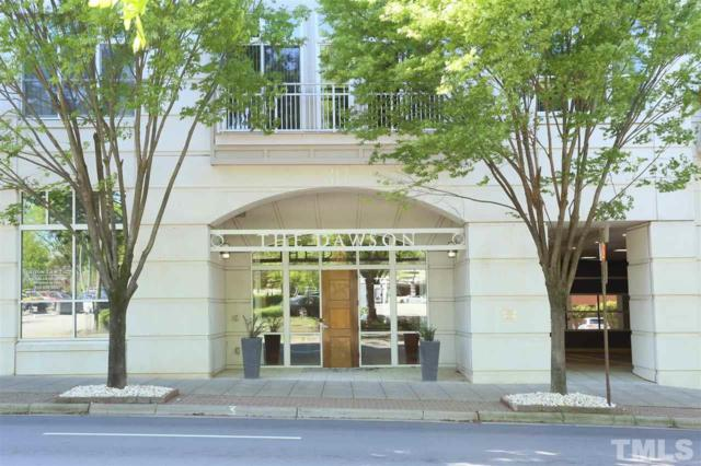 317 W Morgan Street #201, Raleigh, NC 27601 (#2249132) :: Real Estate By Design