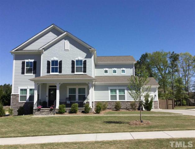4049 Green Drake Drive, Wake Forest, NC 27587 (#2249355) :: The Perry Group