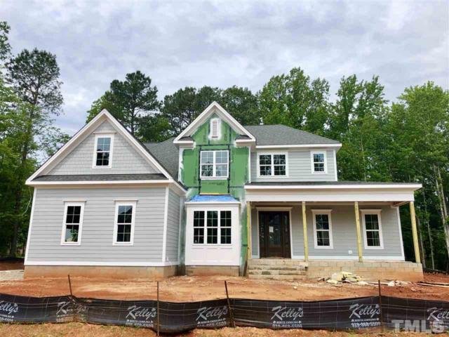1212 Reservoir View Lane Lt36, Wake Forest, NC 27587 (#2249435) :: Raleigh Cary Realty