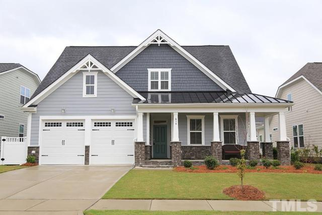 614 Noon Flyer Way, Knightdale, NC 27545 (#2249492) :: Morgan Womble Group