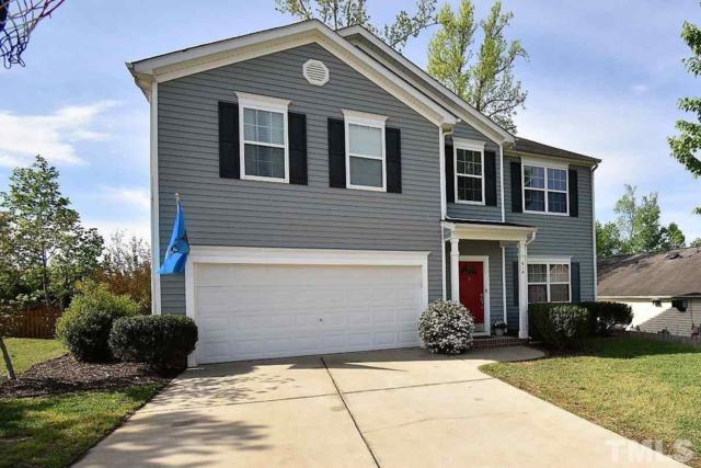 614 Yorkshire Drive, Clayton, NC 27520 (#2249524) :: Dogwood Properties