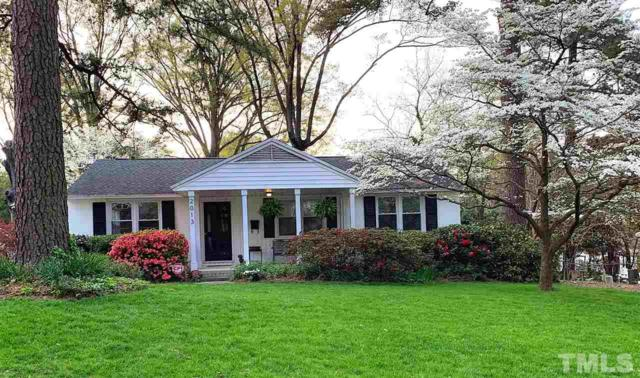 2013 Midwood Drive, Raleigh, NC 27604 (#2249542) :: Dogwood Properties
