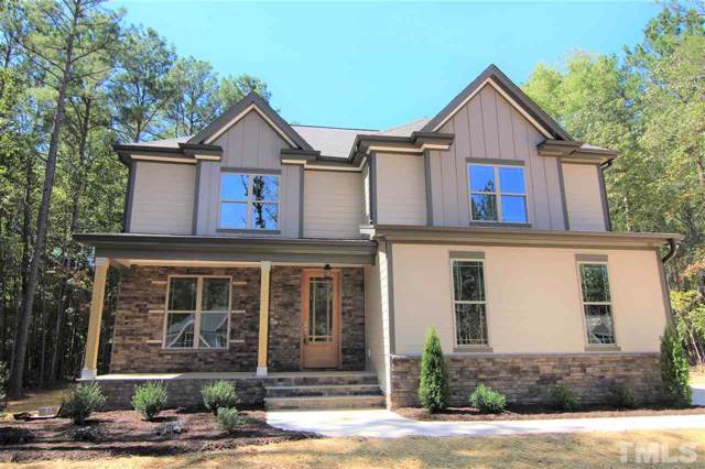 60 Willow Bend Drive, Youngsville, NC 27596 (#2249644) :: Spotlight Realty