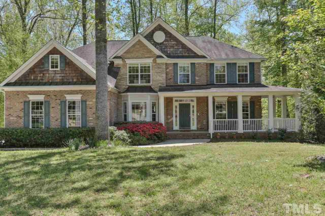 1707 E Bromfield Drive, Hillsborough, NC 27278 (#2249659) :: Spotlight Realty