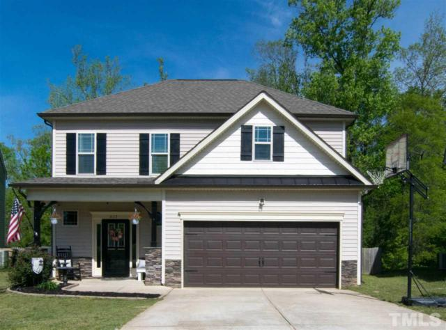 613 Mccarthy Drive, Clayton, NC 27527 (#2249807) :: The Jim Allen Group
