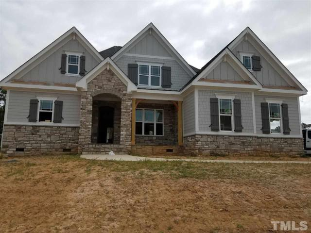 1807 Center Ridge Drive, Apex, NC 27502 (#2249893) :: Marti Hampton Team - Re/Max One Realty
