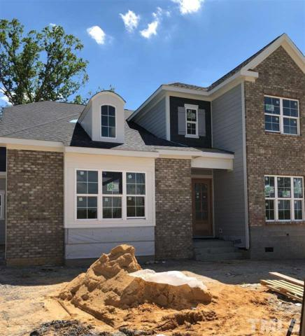 2917 Kenna Creek Bend #7, Apex, NC 27502 (#2251354) :: Raleigh Cary Realty