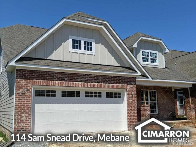 114 Sam Snead Drive, Mebane, NC 27302 (#2251697) :: Sara Kate Homes