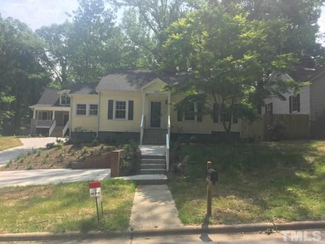 2810 Elgin Street, Durham, NC 27704 (#2252588) :: Dogwood Properties