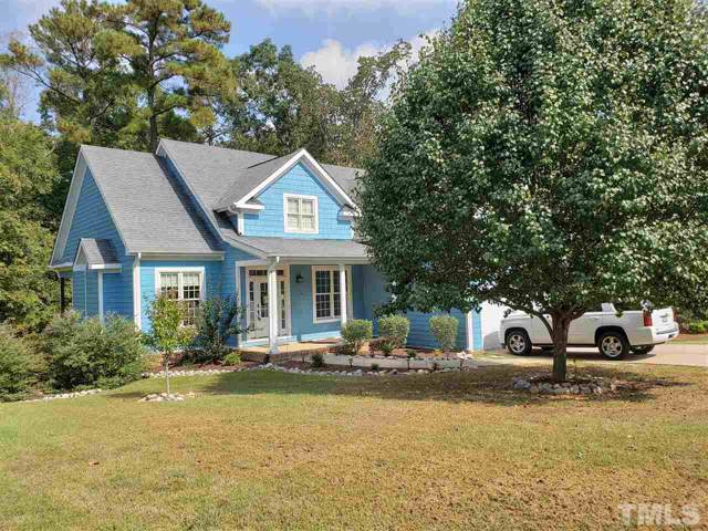 490 Chatham Forest Drive, Pittsboro, NC 27312 (#2252616) :: The Jim Allen Group