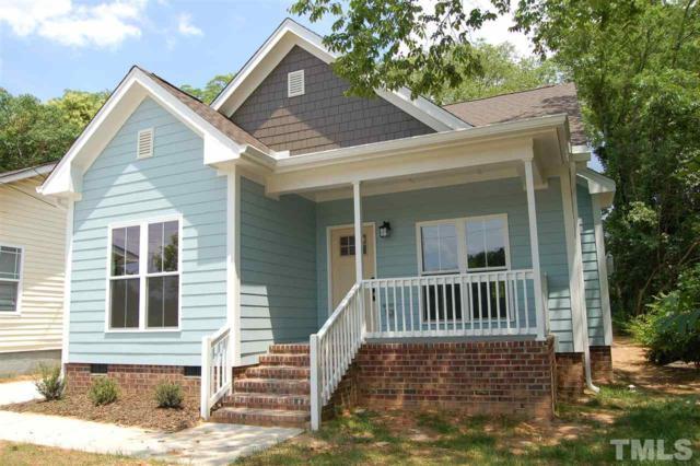 1433 Garner Road, Raleigh, NC 27610 (#2252814) :: Morgan Womble Group