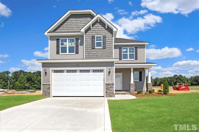 14 Heart Pine Drive, Wendell, NC 27591 (#2253312) :: The Perry Group