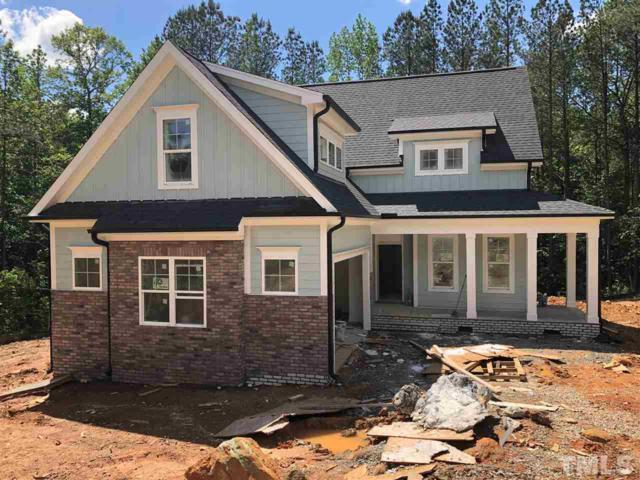 79 Spring Hollow Court #767, Pittsboro, NC 27312 (#2253587) :: The Jim Allen Group