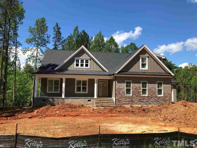 595 Colonial Ridge Drive #790, Pittsboro, NC 27312 (#2253704) :: The Jim Allen Group