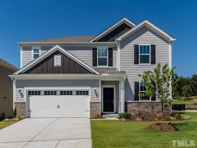 1500 Samos Island Drive, Apex, NC 27502 (#2254174) :: The Jim Allen Group