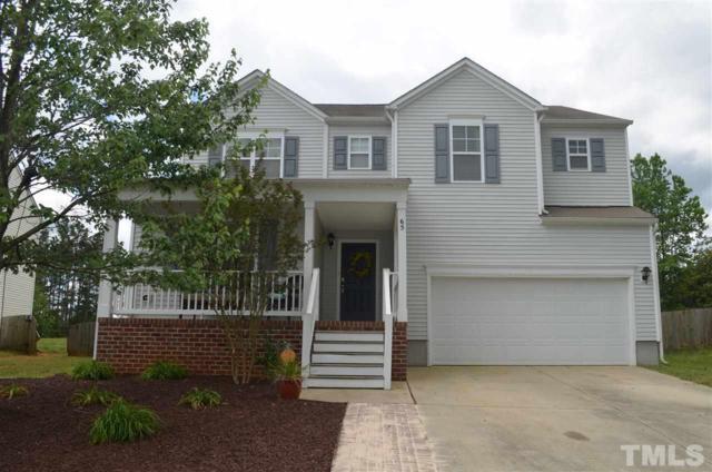 65 Woodcreek Lane, Clayton, NC 27520 (#2254186) :: Dogwood Properties
