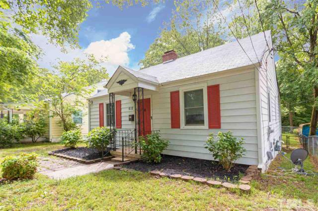 612 E Club Boulevard, Durham, NC 27704 (#2254478) :: RE/MAX Real Estate Service