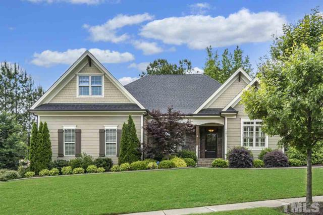 1201 Heritage Heights Lane, Wake Forest, NC 27587 (#2254888) :: Raleigh Cary Realty