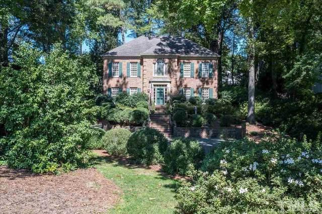 628 Marlowe Road, Raleigh, NC 27609 (#2255373) :: Spotlight Realty
